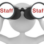 finding staff